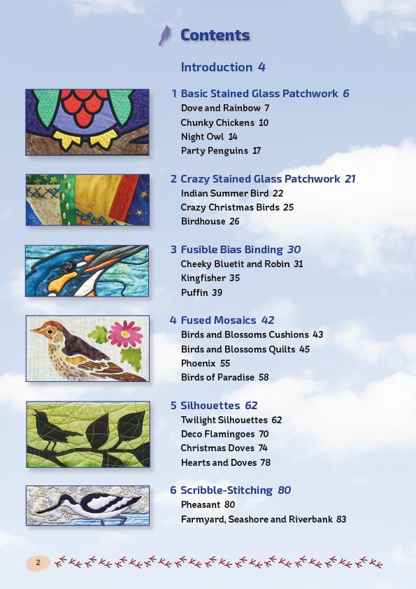 Birds contents 1