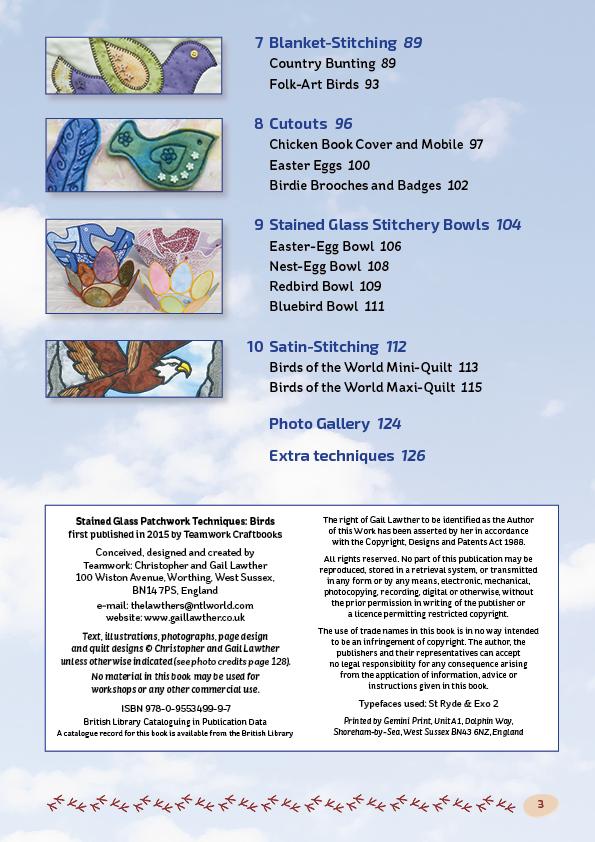 Birds contents 2